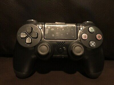 New Wireless Bluetooth Controller Dualshock Pad for Sony PS4 Black Fast Shipping