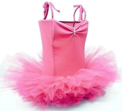 NEW Fairy Girls Ballerina Tutu Lamp 240V - Light Pink