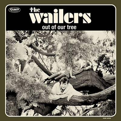 Wailers-Out Of Our Tree-Japan Mini Lp Cd Bonus Track C94