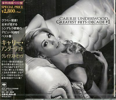 Carrie Underwood-Greatest Hits-Japan 2 Cd G35