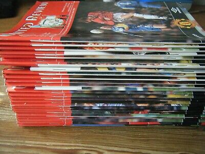 1998-1999   Manchester United   30  Homes From The Treble Winning Season  Vgc