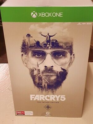 Far Cry 5 The Father Collectors Edition - PS4 SEALED
