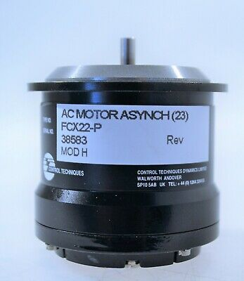 Control Techniques AC Motor Asynch FCX22-P