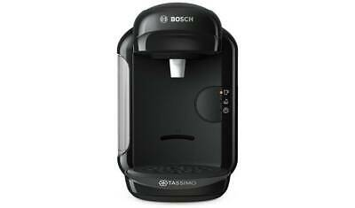 Tassimo by Bosch Vivy 2 Pod Coffee Machine - Black Energy Efficient Drink NEW_UK