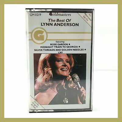 Vintage Cassette The best of LYNN ANDERSON Tape Music Album Rose Garden Country