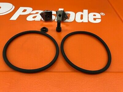 Rare Paslode Im250 Screw/hub Parts 59 and 61 Plus 2 x O'Rings And Free Cufflinks