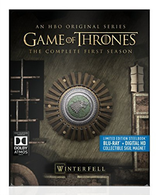 GAME OF THRONES: THE COMPLE...-GAME OF THRONES: THE COMPLETE FIRST S Blu-Ray NEW