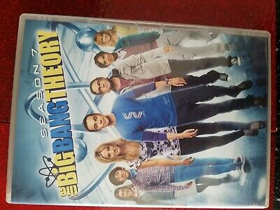 The big bang theory season 7 ** 3 discs