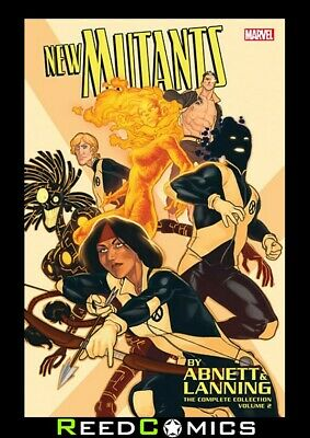 New Mutants By Abnett And Lanning The Complete Collection Volume 2 Graphic Novel