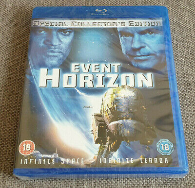 Blu Ray Event Horizon Special Collector's Edition Brand New Sealed