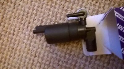 ACP Front /& Rear Twin Outlet Windscreen Window Washer Pump Replacement