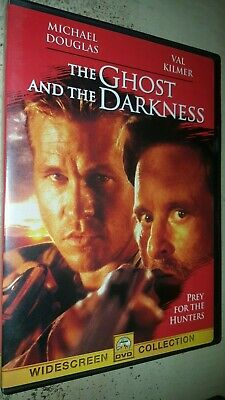 The Ghost And The Darkness - Val Kilmer   Michael Douglas  1996 Horror Thriller