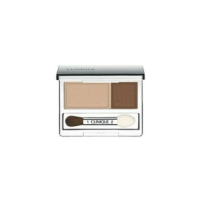 CLINIQUE All About Shadow Duo - Eye Shadow n. 01 like mink