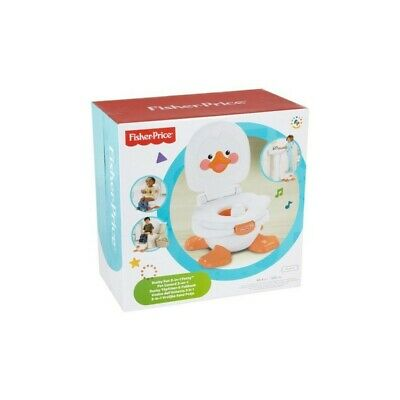 FISHER-PRICE Baby Potty Goose 3 in 1