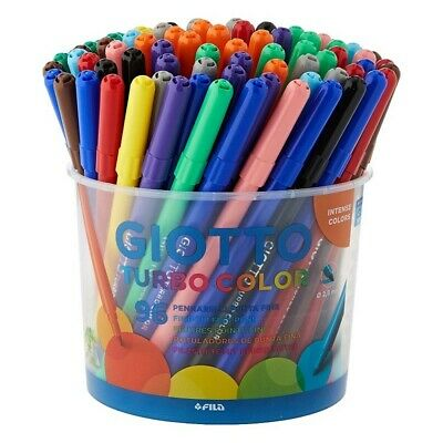 GIOTTO turbo colour can 96 markers 5215