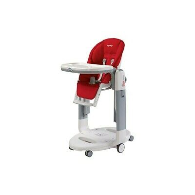 PEG PEREGO Highchair Tatamia For Baby Food Strawberry Color