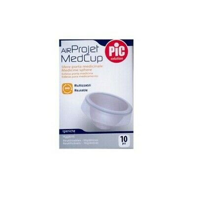 PIC Aerosol Medicine sphere for air project - 1 pack of 10