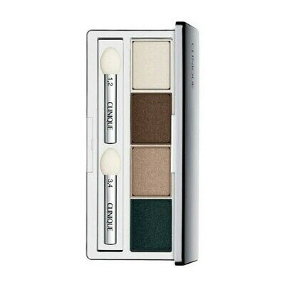 CLINIQUE All About Shadow Quad - Eyeshadow 4 colors n.14 Skinny Dip