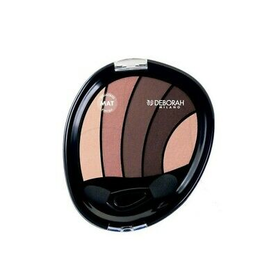 DEBORAH perfect smokey eye shadow palette 09 nude