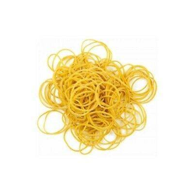 ALEVAR yellow rubber band 70 mm - 1 Kg