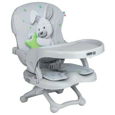 CAM Smarty pop - booster seat 242 rabbit