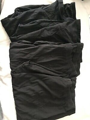Maternity Leggings x4 Pairs H&M and Mothercare