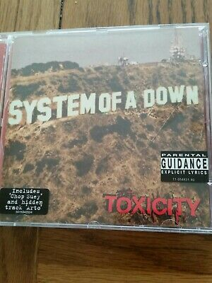 System of down toxicity CD 2001