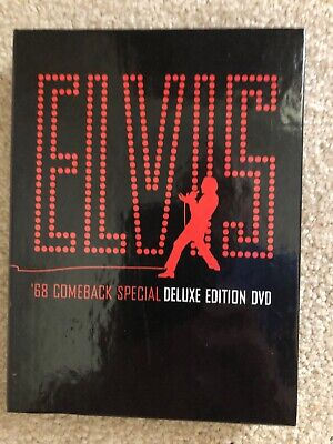 Elvis - 68 Comeback Special (DVD, 2004, 3-Disc Set)