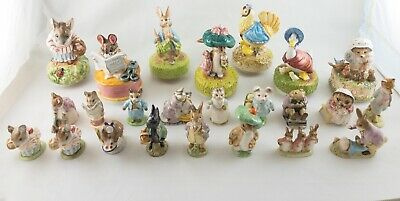 Beatrix Potter Collectible Pieces- Choose your story character!
