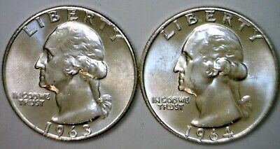 CH BU 1963-D Silver Ben Franklin Half Dollar Beautiful Coin