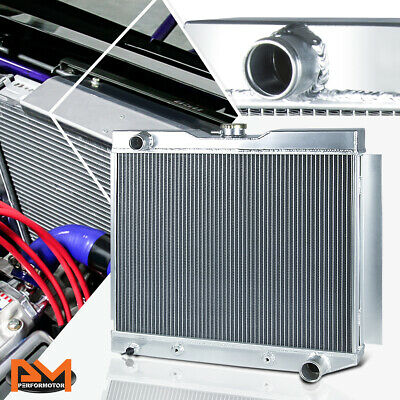 3Row Radiator Fit 71-79 Dodge Pickup D//W Series D//W100//150//200//300 Ramcharger 78