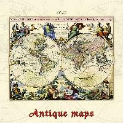 Antique Maps 2020, Kalender