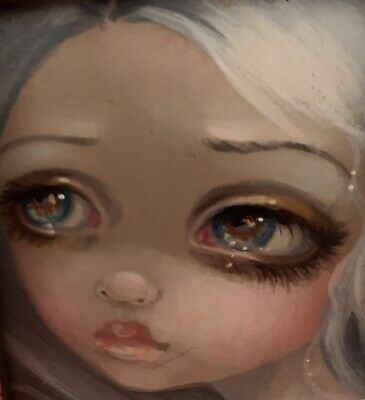 New Low Price: JASMINE BECKET-GRIFFITH ORIGINAL, PAINTING ~ MINI INTROSPECTION