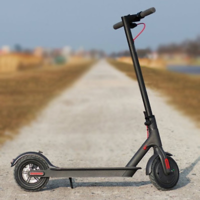 Foldable Electric Scooter Portable Folding Commuter Kids Adults e Bike Charger