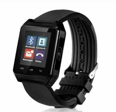 Q7 Limited Time Special!  24mm Smartwatch, Black - Multi Function