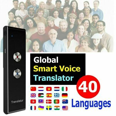 2019 New MUAMA Enence Smart Instant Real Time Voice 40 Languages Translator