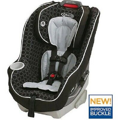Graco Contender 65 Convertible Car Seat, Black Carbon *Distressed Packaging*