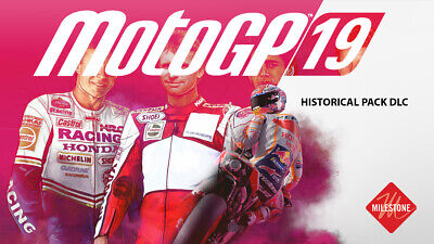 (Xbox One) MotoGP 19 - Historical Pack - DLC