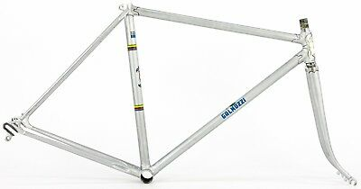 Galmozzi bicycle bike frameset frame and fork - 52cm - From the 60's