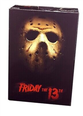 NECA, Friday The 13th, Ultimate Jason 2009 Action Figure, 7 Inch, New and Sealed