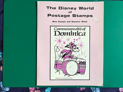 Commonwealth of Dominica - The Disney World of Postage Stamps 1979