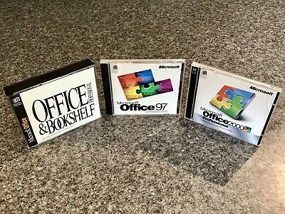 By Photo Congress    Microsoft Office 4 3 Professional And Bookshelf