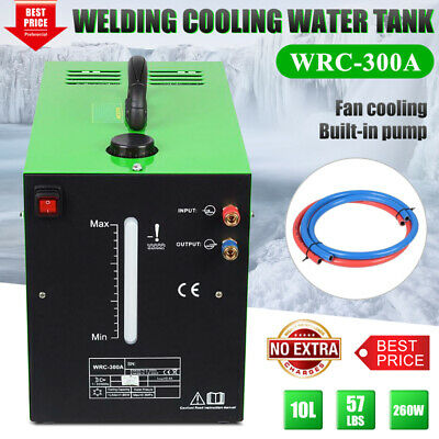 US Plug Water Water Cooling Cooler PowerCool WRC-300A Tig Welder Torch 110V