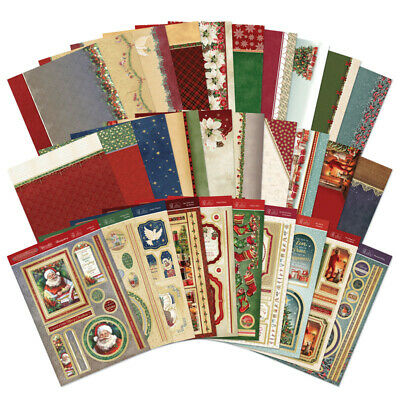 Hunkydory  Winter Warmers - Luxury Christmas Topper Collection