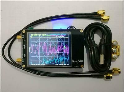 NanoVNA VNA HF VHF UHF UV Vector Network Analyzer Antenna Analyzer+LCD+Battery