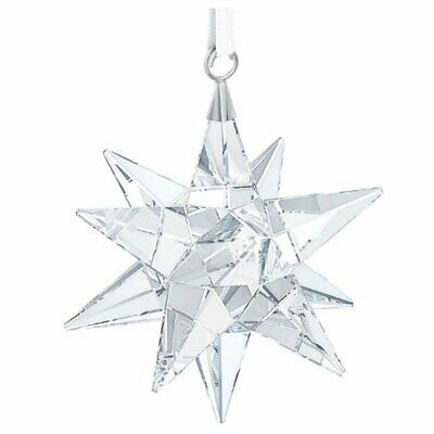 New In Box Swarovski Retired 3D Star Ornament #5064257