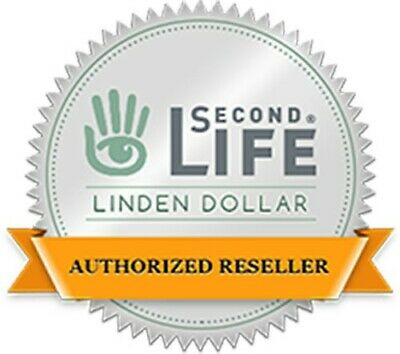 $10,000 Second Life Linden Dollars - Virtual Reality VR - Secondlife