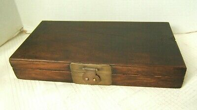 Antique Chinese Wood Box