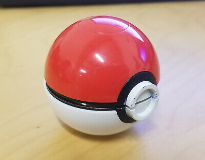 Pokeball Herb Grinder - 3 piece metal - pokemon spice tobacco