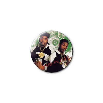 Eric B & Rakim 1.25in Pins Buttons Badge *BUY 2, GET 1 FREE*
